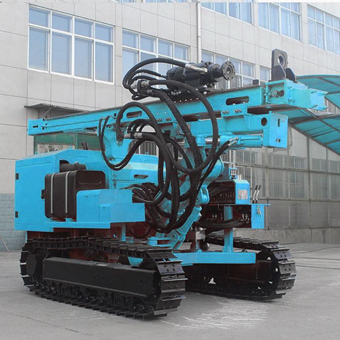 UKZ385Y-2 Solar Drilling Rig