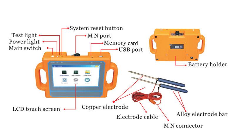 s300 300m water detector3