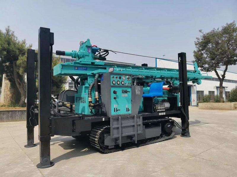 uy280 drill rig 6