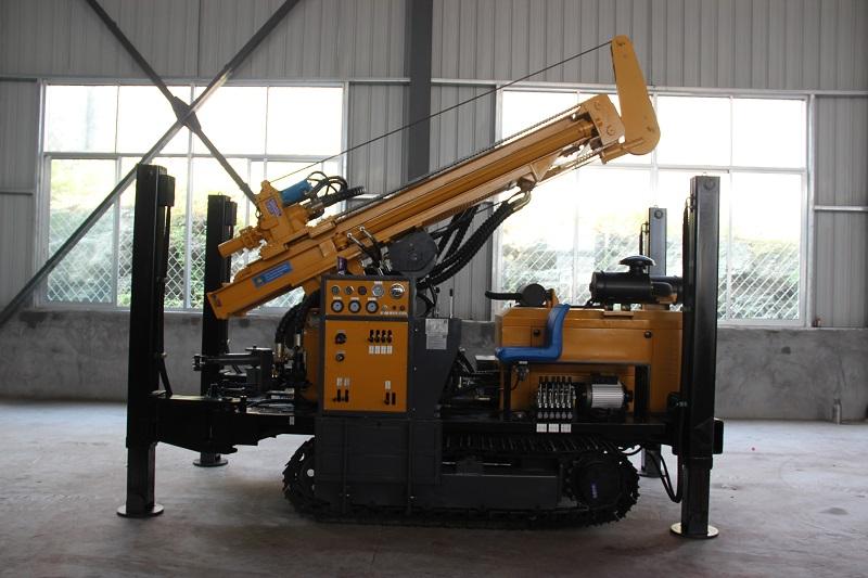 uy300 drill rig2