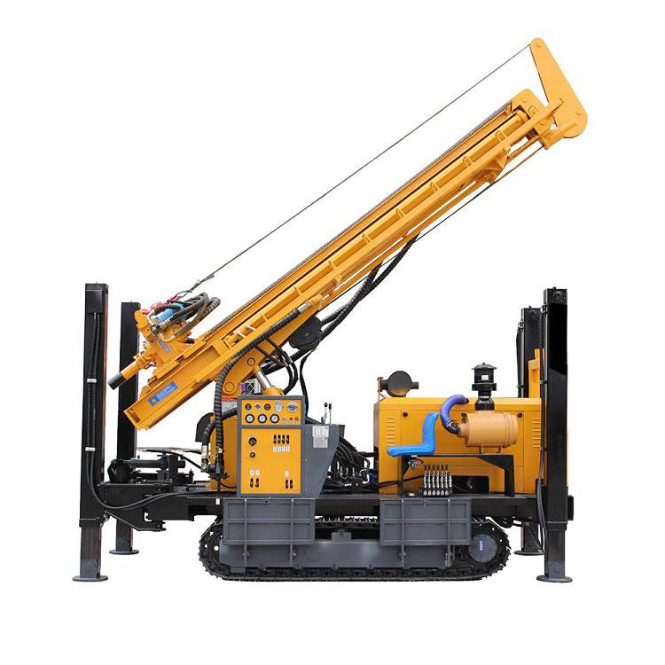 uy400 drill rig 3