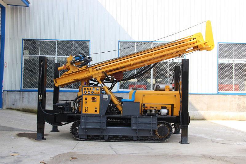 uy600 drill rig4