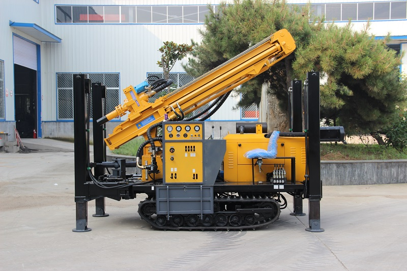 uyx200 drill rig 3