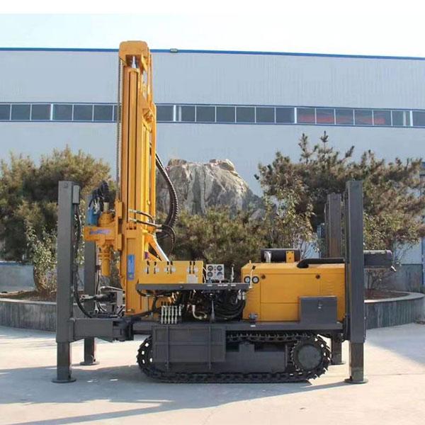 water well drilling machine routine maintenance